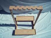 12 Gun Rack – Unfinished